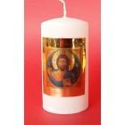 Jézus ikon gyertya 0142